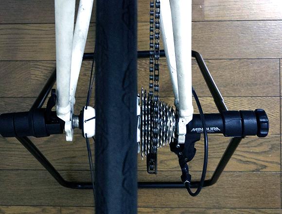 クロスバイクのホイール選びの前提条件