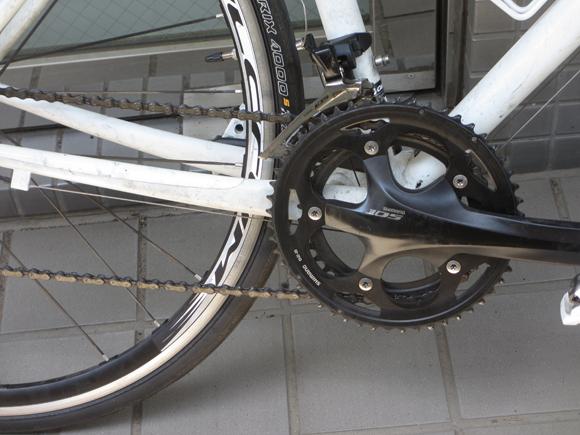 クロスバイクの改造がエスカレートしていく流れ