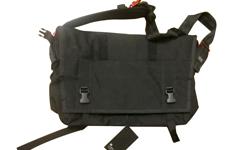 クロスバイクやロードバイク乗車時のバッグはMISSION WORKSHOPのものを愛用しています