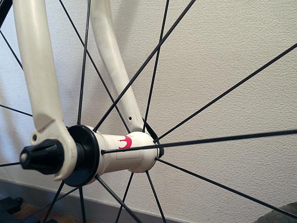 クロスバイクのESCAPE Airで交換すると効果が大きく感じられるパーツ