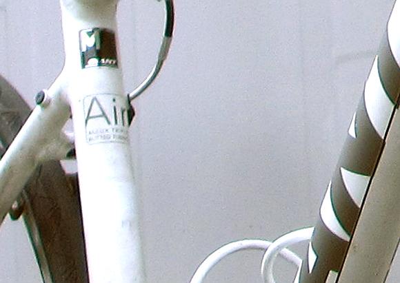 ノーマルのクロスバイクのESCAPE Airの評価レビュー