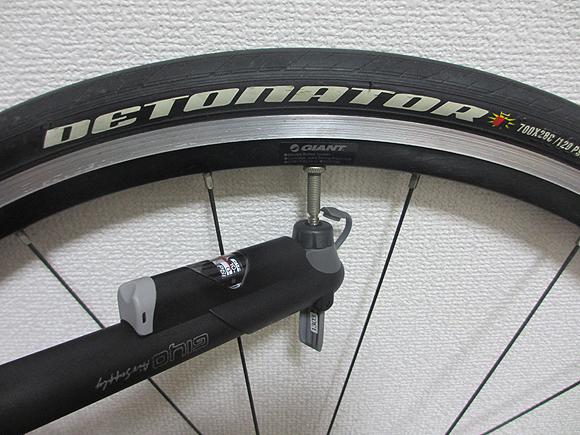 タイヤをパンクさせないクロスバイクやロードバイクの基本的な乗り方