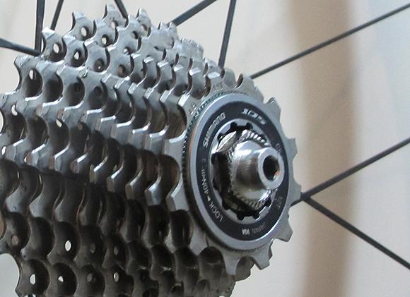 スポーツバイクで使用するギアとシフトチェンジのタイミング