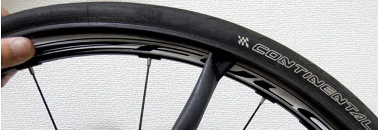 自転車タイヤのパンクを防ぐ乗り方とは