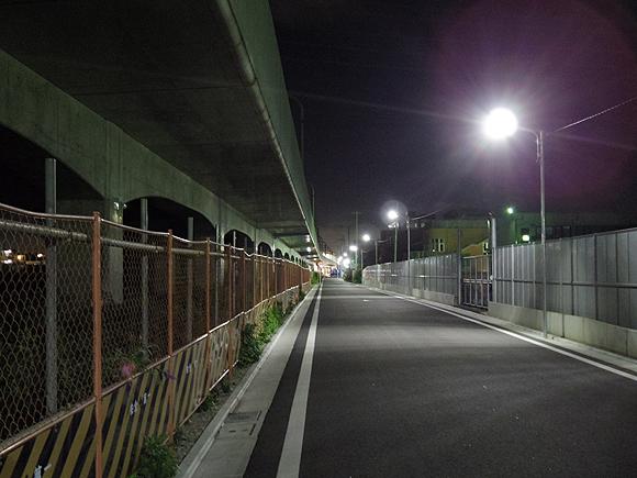 夜中のサイクリングのデメリット