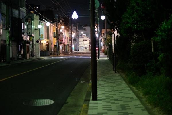 真夜中のサイクリングのデメリット