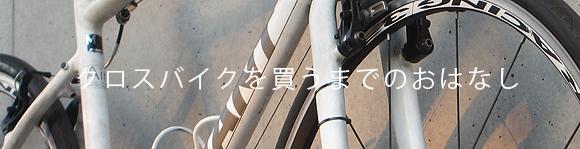 クロスバイクのESCAPE Airを買うまでのお話