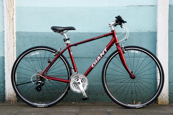 GIANT社のクロスバイクのESCAPE