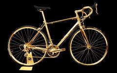 黄金のロードバイク GIANT Defy 5