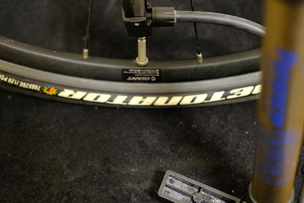自転車用携帯ポンプPanaracer BFP-AMAS1
