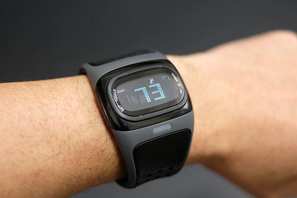 心拍計付き腕時計mio alpha
