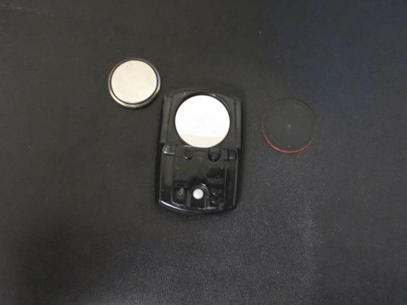 CATEYEのサイコンの電池を交換方法