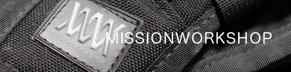 MISSON WORKSHOPのバックパックR2 Arkiv Field Pack