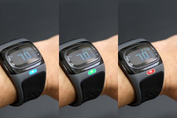 心拍計付きスポーツ時計のmio ALPHA