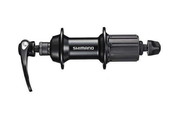 Shimano-Tiagra-4700---rear-hub-black