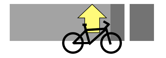 自転車が歩道を通行する場合は ...