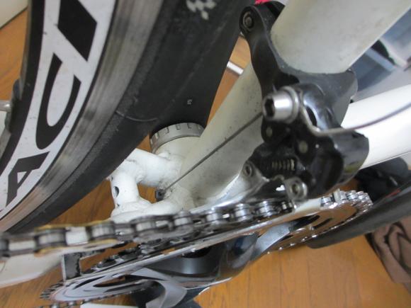 いくら改造してもクロスバイクはクロスバイク