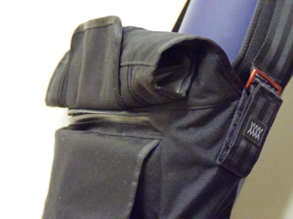 messenger bag メッセンジャーバッグ ロールトップ