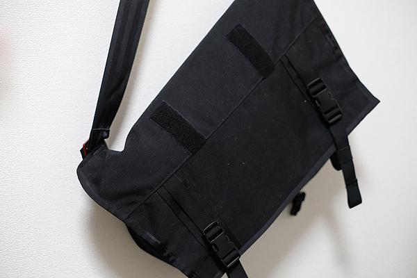 メッセンジャーバッグに最適な用途