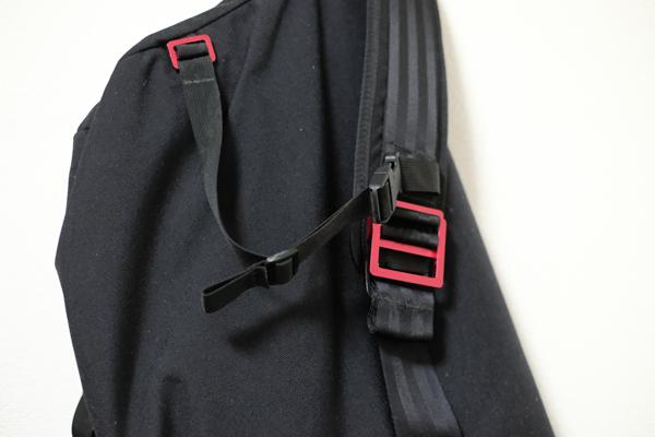 メッセンジャーバッグの特徴
