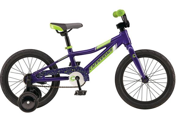 CANNONDALEの子供用自転車
