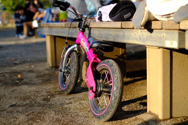 有名自転車フレームメーカーの子供用自転車