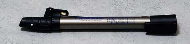 携帯ミニポンプの定番パナレーサーのBFP-AMAS1
