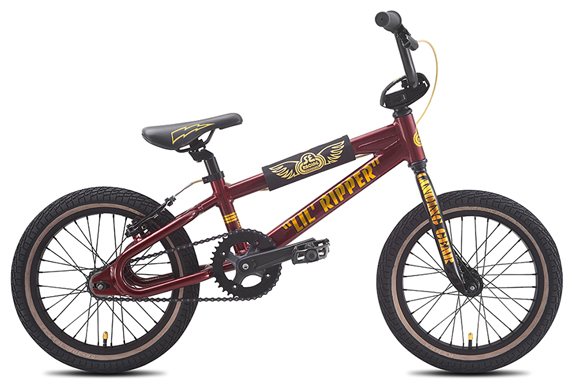 SE Bikesの子供用自転車 RIPPER_SIDE