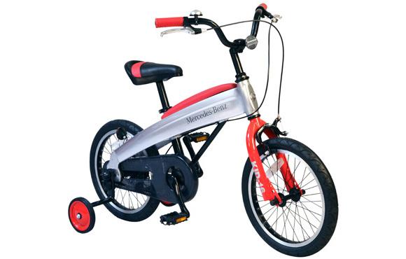 メルセデスベンツ子供自転車