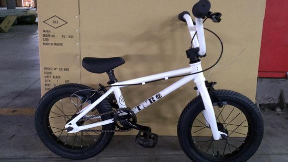TNBの子供用自転車