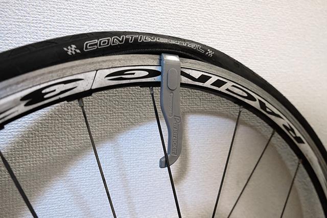 タイヤを交換してクロスバイクを改造カスタマイズする
