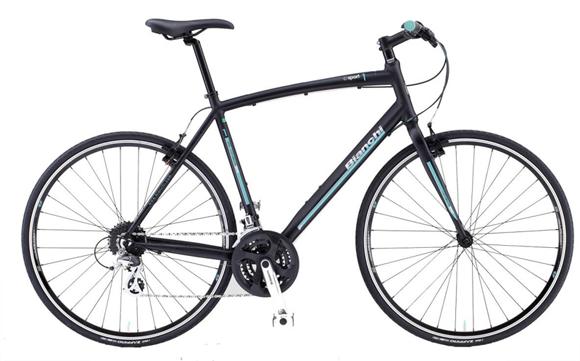 クロスバイク cameleonte