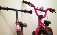 BMXタイプの子供用自転車TNBのPLUG14を購入