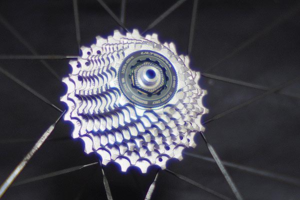 クロスバイクのescape airを11速化