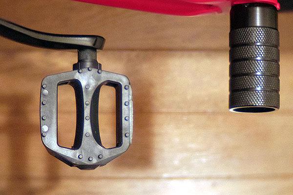 子供用自転車ペダル
