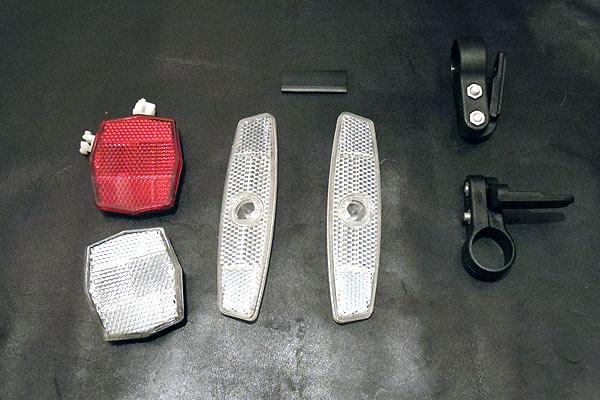 自転車の付属品