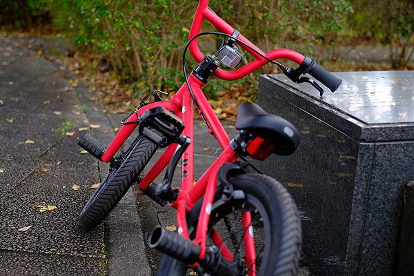 子供用自転車のTNB PLUG14の感想