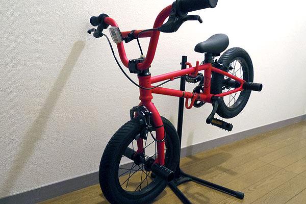 子供用自転車TNB PLUG14が届きました