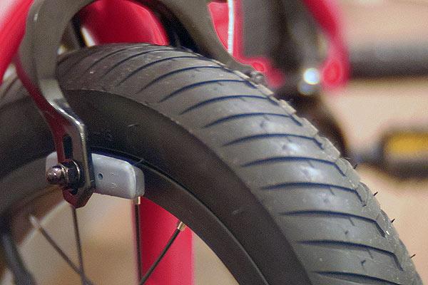子供用自転車タイヤ