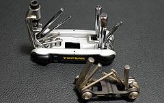 クロスバイクやロードバイクの携帯ツール・携帯工具セットの選び方