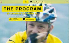 ランス・アームストロングを描いた映画 疑惑のチャンピオンThe Program/ザ・プログラム