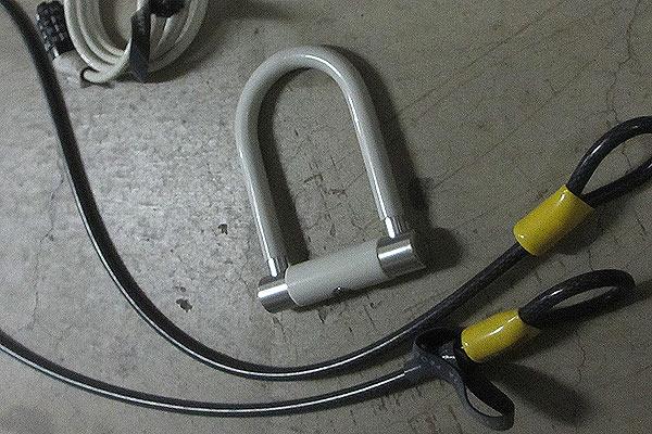 自転車を自転車泥棒から守る盗難対策はダブルロックが最強