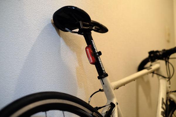 ロードバイクやクロスバイクの場合のダブルロック