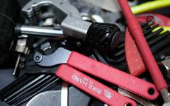 自転車メンテナンスに必要な工具類を収納するおすすめ工具箱・ボックス