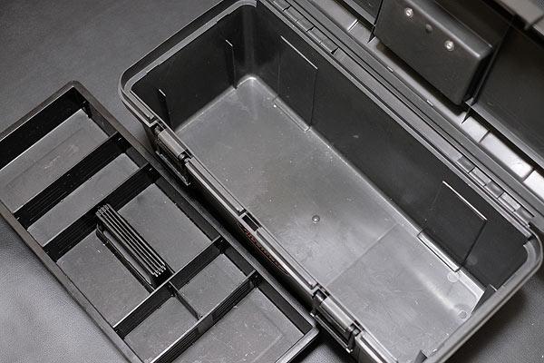 リングスターの工具箱で道具の整理
