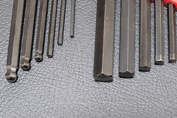 六角レンチが有名な工具メーカー