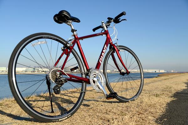僕が考えるクロスバイクとロードバイクの違い