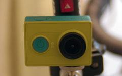 自転車にアクションカメラを付けてドライブレコーダーにして車の幅寄せ対策をしてみる
