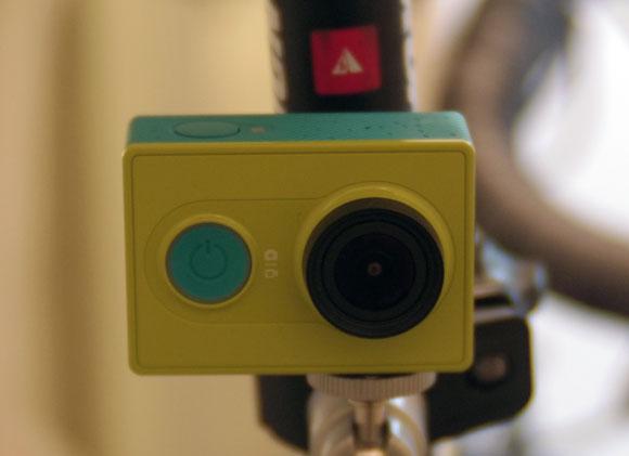 アクションカメラをドライブレコーダーとして使ってみる