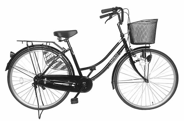 シティサイクル(軽快車)